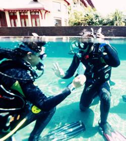 潜水注意事项