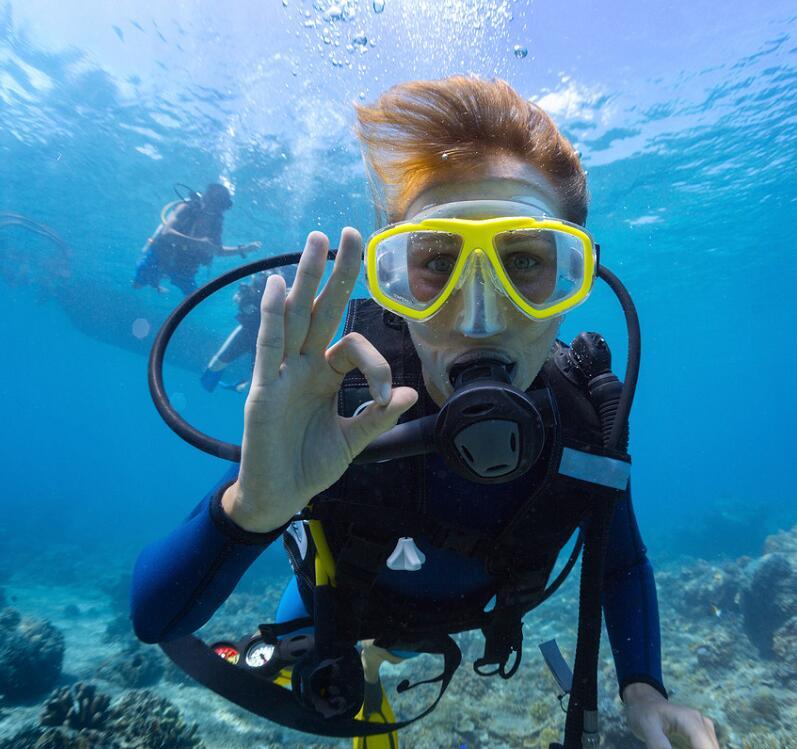三亚潜水点