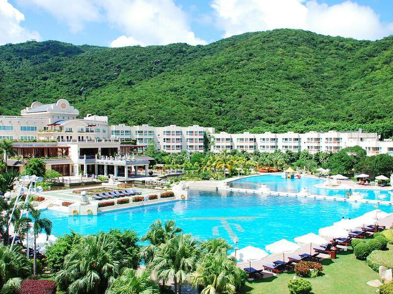 亚龙湾凯莱仙人掌度假酒店   亚龙湾入门级
