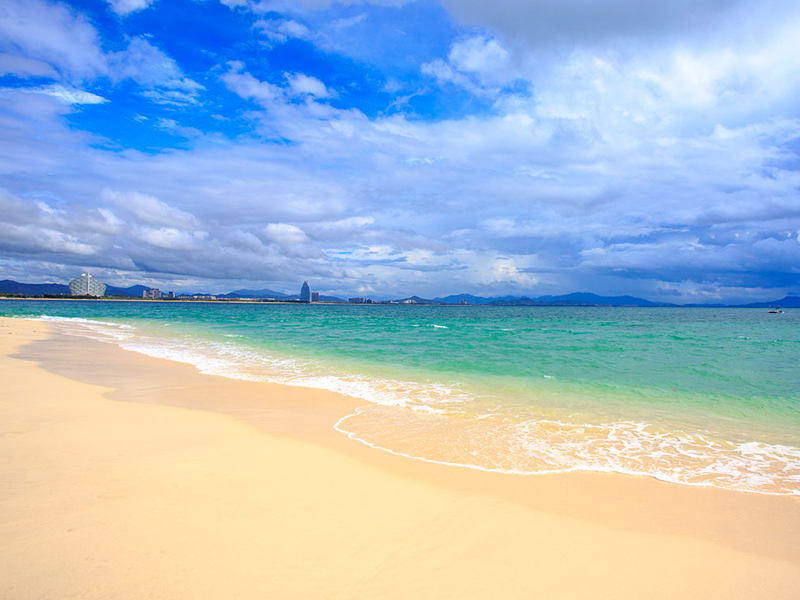 三亚东线一日游A | 蜈支洲岛