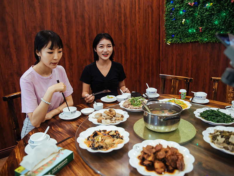 长福农家乐饭店