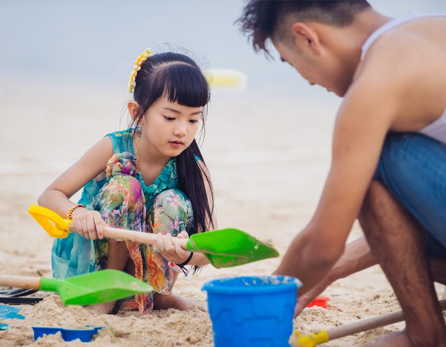 三亚旅游行程设计5_3至6岁的幼儿亲子游