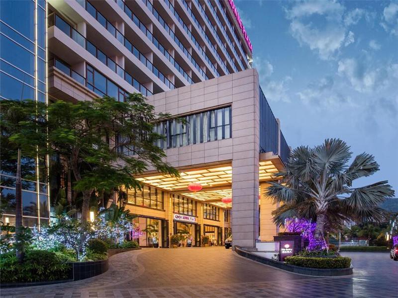 三亚中心皇冠假日酒店  洲际酒店旗下品牌酒店