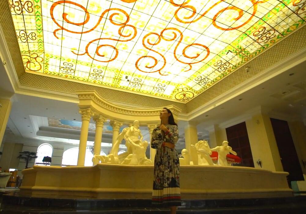 三亚酒店︱三亚湾皇冠假日度假酒店-实地测评
