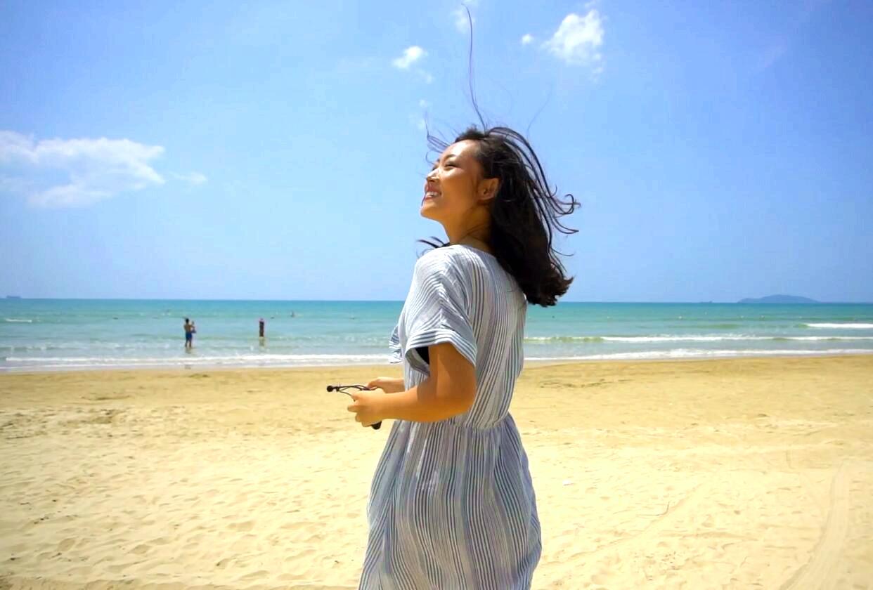 三亚酒店︱三亚湾国光豪生度假酒店,感受乌龟追老鼠的海上传说!
